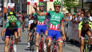16/05/15 - Alta Padovana Tour 2015 - Cittadella - Tombolo (Pd) - Elite-U23  nella foto: Marco Gaggia (Zalf Euromobil Desiree Fior) vince a Tombolo © Riccardo Scanferla