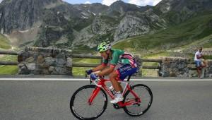 19/07/15 - Aosta (Ita) - 52th Giro Ciclistico della Valle Aosta - 6 Stage - Pre Saint Didier Colle del G.S. Bernardo - Km 86,6 -  nella foto: passaggio di Bagioli Nicola (Zalf) © Riccardo Scanferla