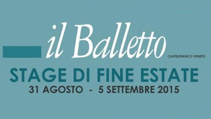 Il Balletto: stage di fine estate
