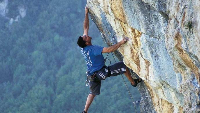 VII° corso di arrampicata libera