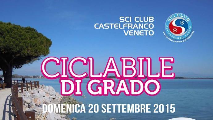 Gita in bici per i soci dello Sci Club Castelfranco Veneto