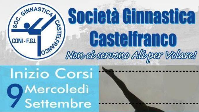 Iniziano i corsi della Società Ginnastica Castelfranco