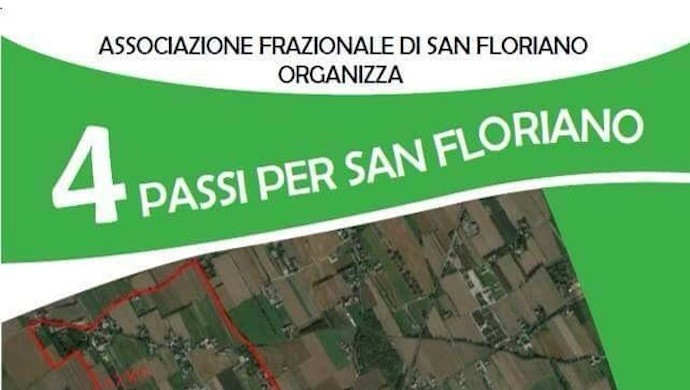 Passeggiata non competitiva a San Floriano