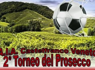 """""""Torneo del Prosecco"""" per arbitri FIGC, organizzato dall'AIA Castelfranco"""