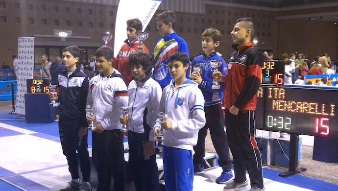 Scherma Castelfranco: Sartoretto 6° tra gli Allievi al Grand Prix di Ravenna