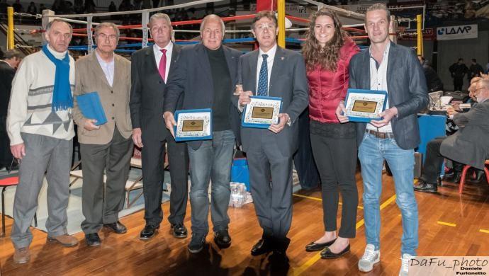 Palazzetto gremito a Castelfranco per il 2° Memorial Pobwe di Boxe