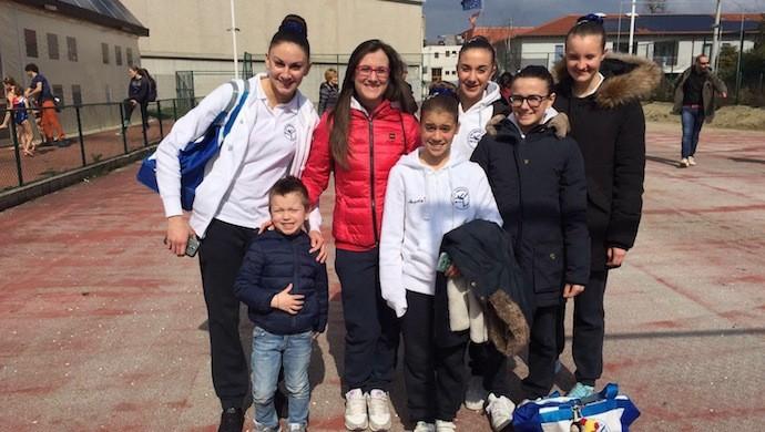 Società Ginnastica Castelfranco: un weekend di risultati positivi
