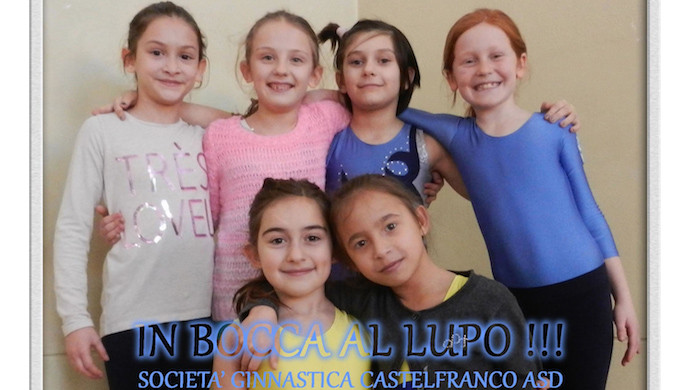 Torneo ad Eraclea per le ragazze della Società Ginnastica Castelfranco