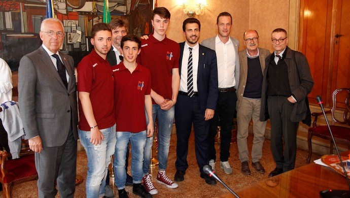 Futsal: i campioni castellani del Torneo delle Regioni saranno ricevuti in Comune