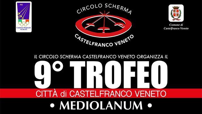 Scherma: 9° Trofeo Città di Castelfranco Veneto (21-22 maggio)