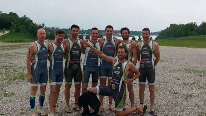 Podi, nubifragi e nuovi Ironman per i ragazzi del Castelfranco Triathlon