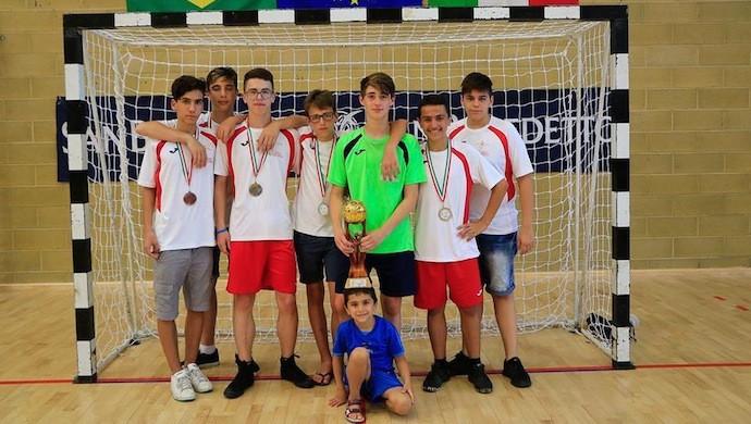Futsal Giorgione: stagione al via anche per il settore giovanile