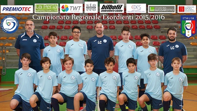 Calcio a 5: tutti gli impegni delle formazioni targate Virtus Castelfranco