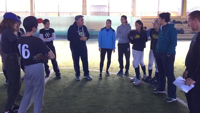 Adriano Morabito: molto di più di un TECNICO di Softball