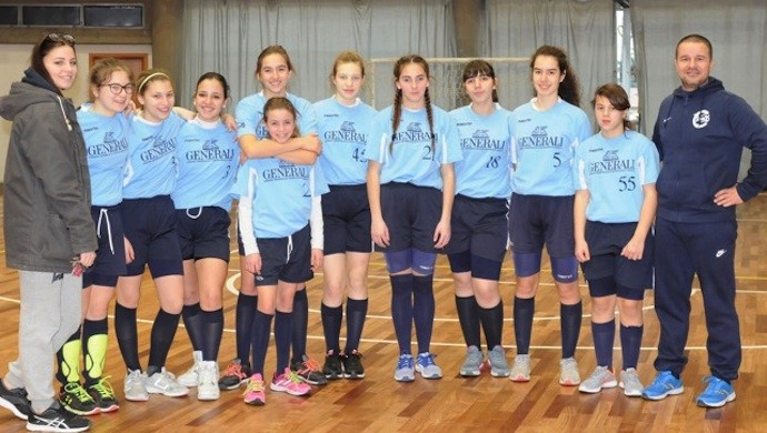 Softball a Castelfranco Veneto: triangolare con le cadette Thunders