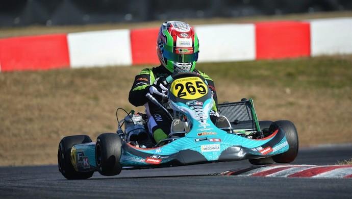 Kart: Gianluca Sgorlon e NGM Motorsport pronti per la stagione