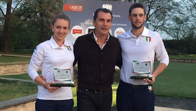 """2^ Gara Nazionale """"Trofeo Città di Castelfranco Veneto"""" al Golf club Ca' Amata"""
