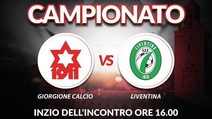 Il Giorgione torna in campo già oggi nell'anticipo contro la capolista