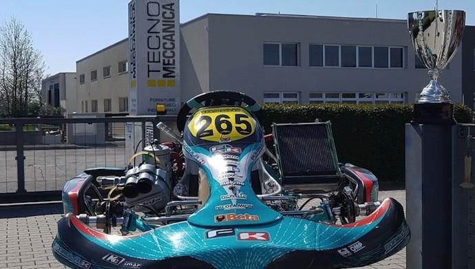 3° posto per il castellano Sgorlon del team NGM Motorsport a Lignano