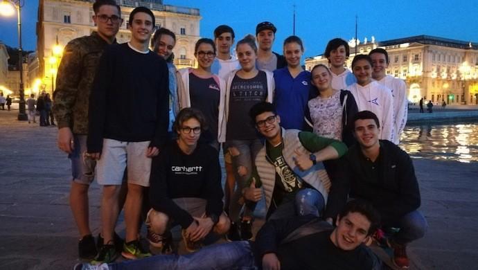 Pioggia di medaglie per l'Antares Nuoto a Trieste e a Oderzo