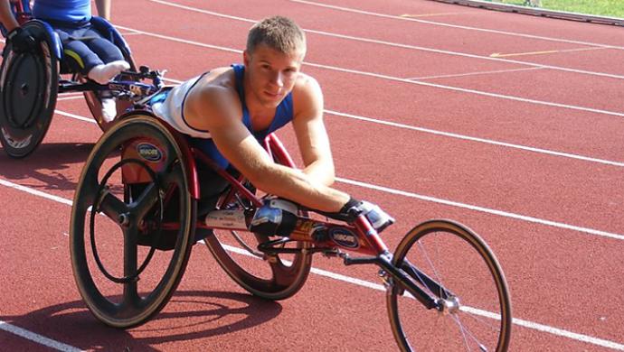 Nuovo record italiano sui 200 metri per Giandomenico Sartor