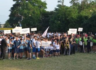 Castelfranco Veneto si colora di gioie ed emozioni con la Festa dello Sport