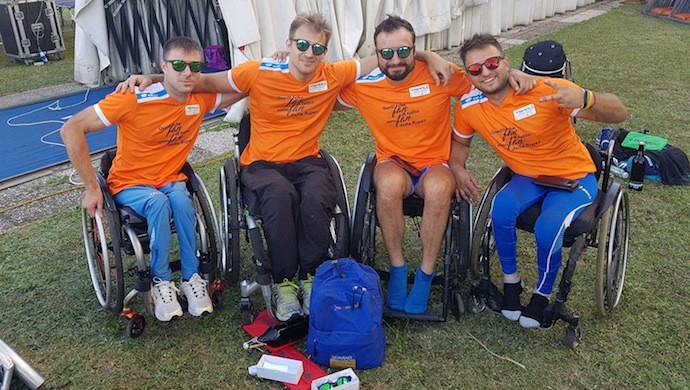 Record italiano 4×400 al meeting di Padova per Giandomenico Sartor