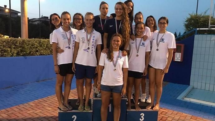 Ottimi risultati per l'Antares ai Campionati Regionali