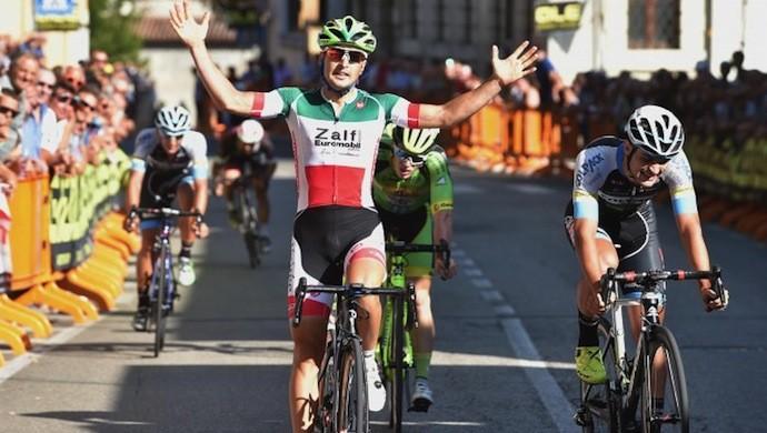 Ciclismo: il tricolore della Zalf torna a brillare a Sommacampagna