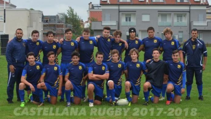 Castellana Rugby: primo impegno ufficiale per l'Under 16