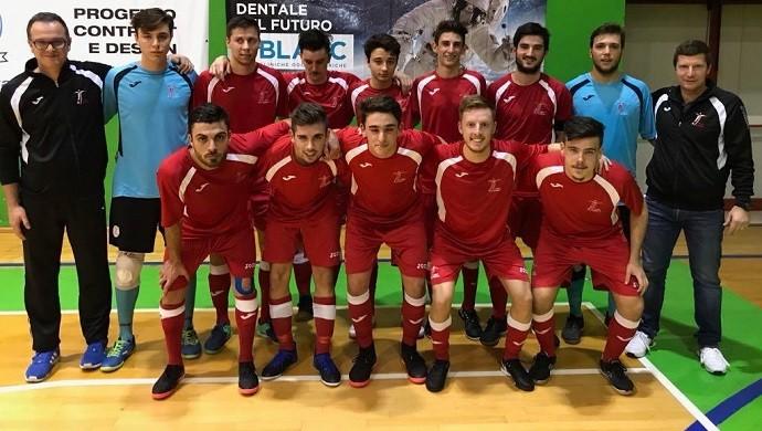 Futsal: pareggio con il Sedico per il Giorgione