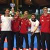 Germinal Karate Castelfranco campione d'Italia Juniores a Ostia!
