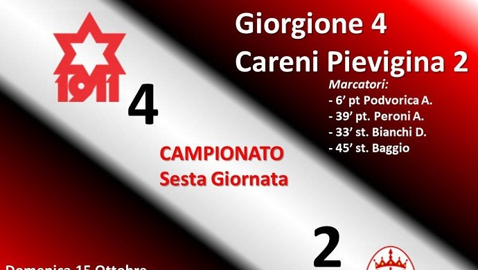 Giorgione Calcio: Che festa!