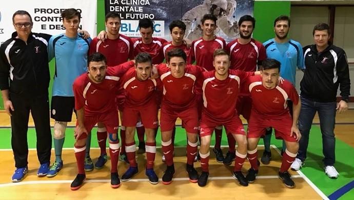 Futsal Giorgione: pareggio nel derby