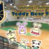 Domenica al Palavenale la festa della PC1952, e poi… Teddy Bear Toss!