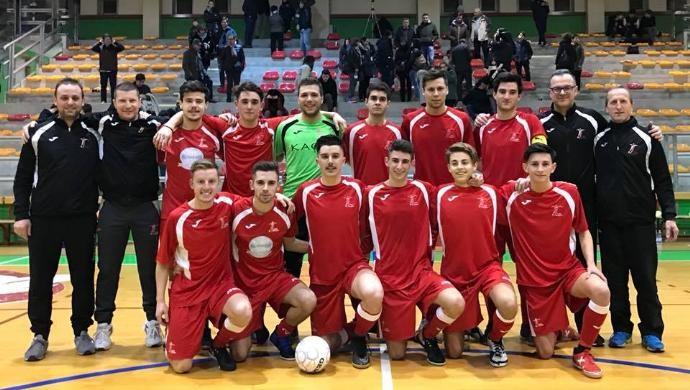 Futsal Giorgione, buona la prima: blitz vincente in casa del Perarolo