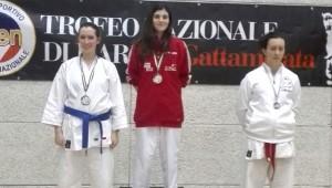 Francesca Ceron Argento Senior colorate 55 kg