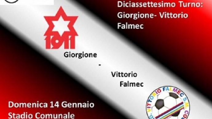 Seconda di fila in casa: Giorgione-Vittorio Falmec