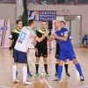 Tre arbitri Castellani alla Final Eight del Futsal Veneto