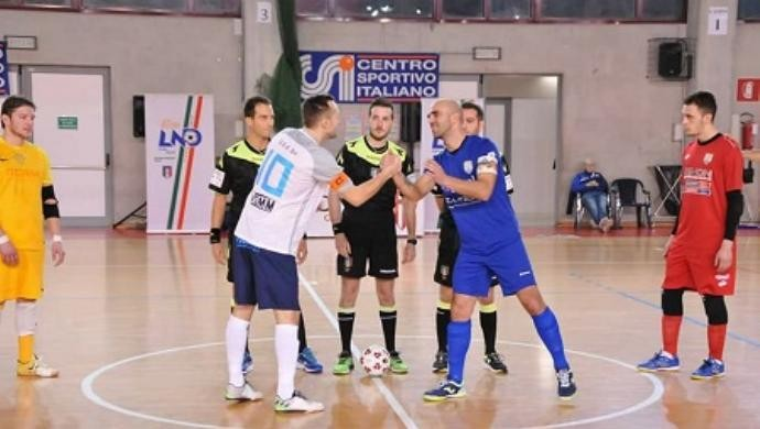 Tre arbitri Castellani alla Final Eight del Futsal Veneto