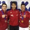 Tre atleti del Germinal Karate qualificati agli Assoluti di Kata