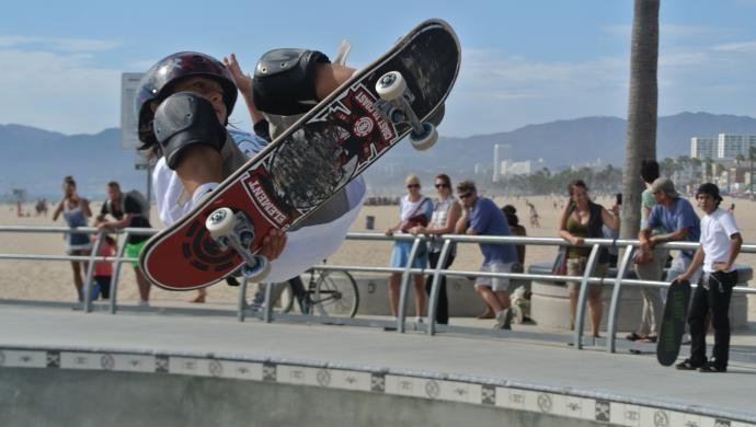 Lo Skateboarding da gioco a disciplina sportiva, anche a Castelfranco