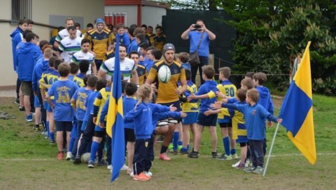 Castellana Rugby: vittoria all'ultimo minuto per la prima squadra