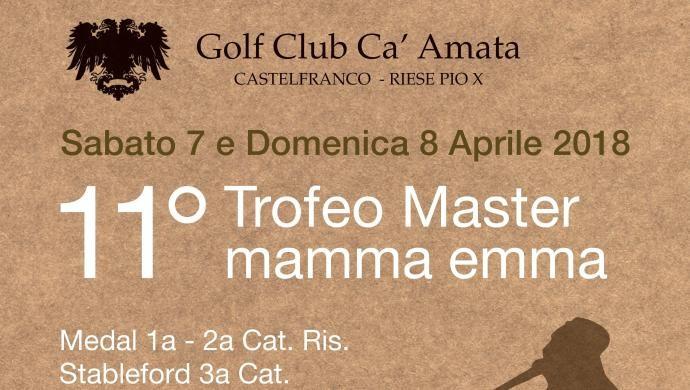 Keep calm… it's Master week al Golf Club Ca' Amata!