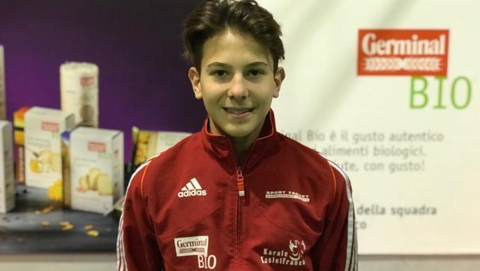 Importanti soddisfazioni giovanili per il Germinal Karate Castelfranco