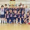 Pallacanestro Castelfranco 1952 campione provinciale Under 14 Silver
