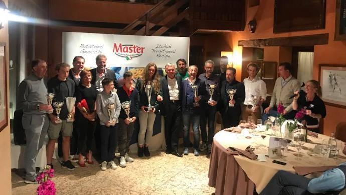 Anna Zanusso si aggiudica l'11° Trofeo Master e indossa la Green Jacket
