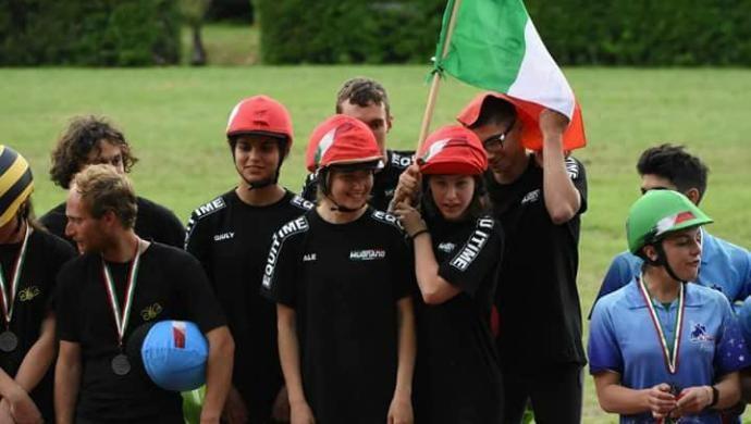 Circolo Ippico Castellano: oro per Elena Maggiolo ai campionati Elite
