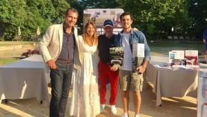 Alberto Bianco vincitore del trofeo 8° Miki Biasion