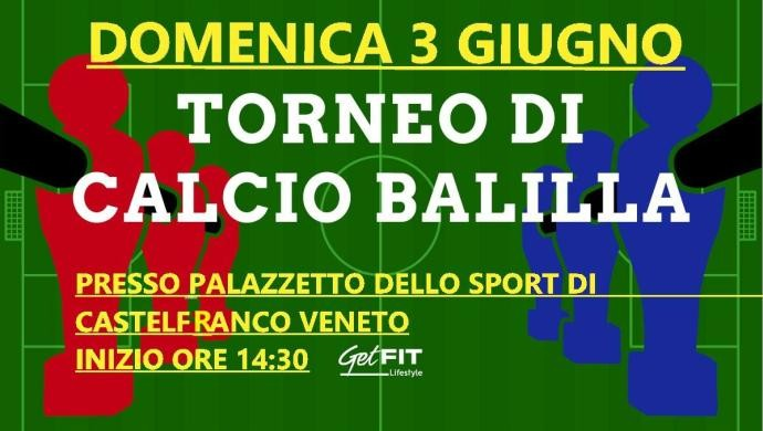 Torneo di Calcio Balilla a Castelfranco, iscrizioni aperte a tutti